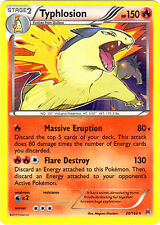 x1 Typhlosion - 20/162 - Holo Rare Pokemon XY Breakthrough M/NM