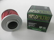 HIFLO FILTRO OLIO HF151 PER BMW   F650 GS Dakar (01 02 03 04)