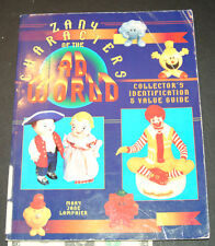 Zany Characters of the Ad World by Mary Jane Lamphie...