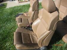 BMW E60 M5 ACTIVE SPORT SEAT DOOR PANEL 550i 545i 530i 535i 525i 528i RARE COLOR