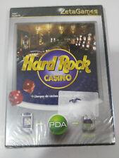 HARD ROCK CASINO ZETAGAMES JUEGO PARA PC CD-ROM ESPAÑOL NEW NUEVO