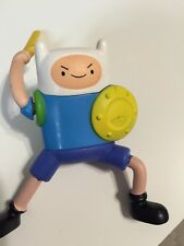 Adventure Time McDonald's Toy Finn With Sword-GREAT FUN TOY!