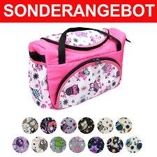 BAMBINIWELT Wickeltasche + Wickelunterlage für Kinderwagen & Buggy EULE Tasche