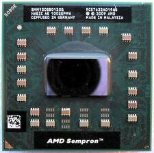 HP G61 CQ61 Laptop CPU Processor AMD Mobile Sempron M120 2.1GHz S1 SMM120SB012GQ