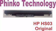 Original Battery For HP 255 245 250 240 G4 Pavilion 14-ac0XX HS03 HS04 HSTNN-LB6