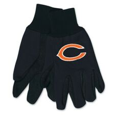 NFL Chicago Bears - Adult Size: Two-Tone Sport Utility Gloves  New