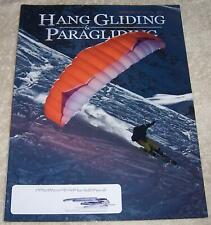 Hang Gliding & Paragliding Magazine January 2013