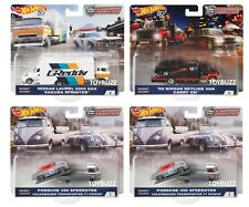 Hot Wheels 1:64 2018 Car Culture Team Transport NISSAN SKYLINE Advan FLF56-956A