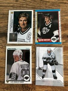 20 Card Wayne Gretzky Lot 1989-07 HOF #99 Oilers Kings Rangers SP Rare Great One