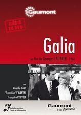 "DVD ""Galia""Georges Lautner -Mireille Darc -Venantino Venantini NEUF SanS BLISTER"