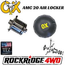OX AIR Locker AMC Model 20 29 Spline 12 Bolt with HEAVY DUTY Differential Cover