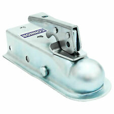 """Connor Trailer Coupler 1-7/8"""" Hitch Ball 2"""" Width Tongue 1617100 Boat Coupler"""