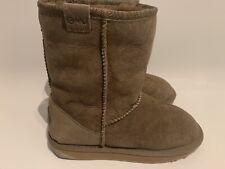 Emu Australia Women's Stinger Lo Snow Boots [617] UK 5 EU 38 US 6/7 Mushroom/Cha