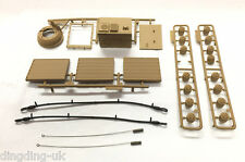 Heng Long radio controlled abrams M1A2  tank 1/16 accessory set  UK