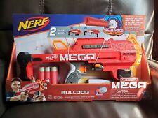 Two (2) Nerf AccuStrike Mega Bulldog Blaster Hasbro Brand New!