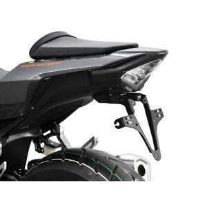 Honda CB 500 F/CB 500 X/CBR 500 R 16-21 ZIEGER Basic Nummerschild Halter