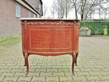 ANTIQUE UNIQUE FRENCH LOUIS XVI COMMODE / BAR CABINET/WORLDWIDE SHIPPING