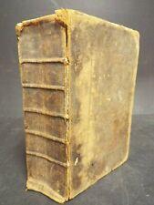 1793 New Jersey Bible. 2nd Edition. Revolution War Soldier - Veteran Jacob Edeck