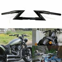 "1"" Motorcycle Z-Bars Style Handle Bars Handlebar For Harley Davidson Sportster"