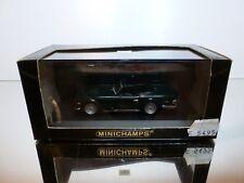 MINICHAMPS 132571 TRIUMPH TR 6 1968-76 - RACING GREEN 1:43 - EXCELLENT IN BOX