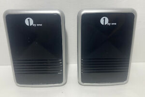 1Byone Plug-in Receiver for Wireless Doorbell Bell Lot Of 2