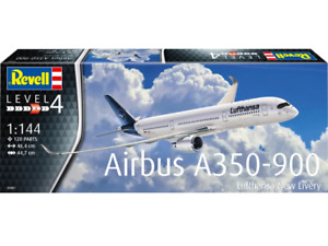Revell 1/144 Airbus A350-900 Lufthansa New Livery