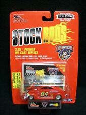Racing Champions Stock Rods McDonalds 1937 Ford Bill Elliott Limited Edition.