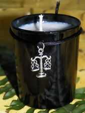 Justice Court Case Spell Hand Made Soy Ritual Candle Pagan Wiccan Witch