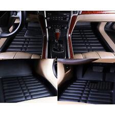 Fly5D Car Floor Mats For Mitsubishi Lancer 2009-2017 FloorLiner Carpet Black Set