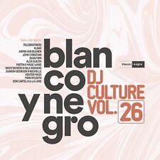 BLANCO Y NEGRO DJ CULTURE Vol.26-2CD