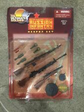 21st Century Toys Ultimate Soldier Russian Infantry Weapon Set
