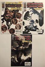 Super Villain Team-Up: Modok's 11 #2, 3, 5 (Marvel, 2007) VF/NM (3 Comics)