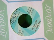 45~THE ROLLING STONES~NOT FADE AWAY/I WANNA BE YOUR MAN~W/LONDON Sleeve
