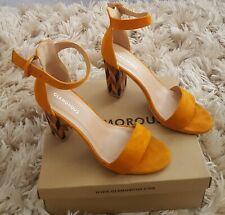 daaeebb9223 Glamorous Block Heeled Sandal UK Size 7