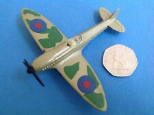 NEW OLD STOCK GENUINE 1973 DIECAST MATCHBOX SPITFIRE WW11 AIRCRAFT SP8-RAF-BADER