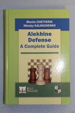 Russian Chess Book: Alekhine Defence. A complete Guide