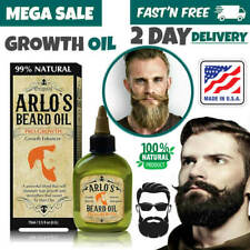 Beard Growth Oil Serum Organic Beard Mustache Fast Growing Facial Hair for Men