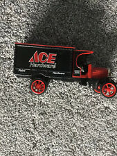 Vintage Die Cast Ace Hardware Paint Truck Bank