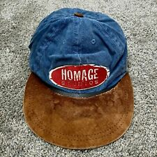 Homage Studios Hat / Wildstorm Image Comics Rare Apparel / Vintage 90s Ball Cap