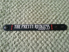 SILICONE RUBBER ROCK MUSIC FESTIVAL WRISTBAND/BRACELET:- THE PRETTY RECKLESS (b)