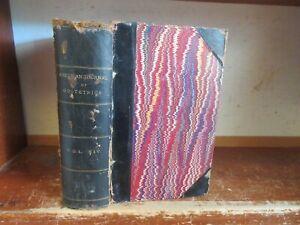 Old AMERICAN JOURNAL OF OBSTETRICS Book 1881 FEMALE DISEASE MEDICAL MEDICINE ++