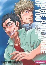 MATSU Takeshi Takuhai Spirits YAOI Bara BL Manga