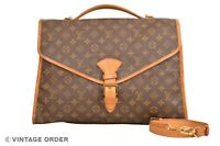 Louis Vuitton Monogram Beverly Business Bag With Strap M51121 - YH00127