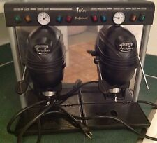 Didiesse Commercial Double Coffee Maker Aura Bar TWIN VAPOR Commercial Quality