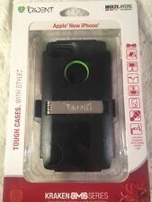 New TRIDENT KRAKEN AMS Case For iPhone 5 Tough Case With Clip Holster Kickstand