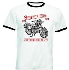 BENELLI 750 SEI - NEW COTTON TSHIRT - ALL SIZES IN STOCK