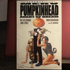 Sandman Presents Merv Pumpkinhead Agent of Dream #1 VF 2000