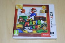 Super Mario 3D Land  Nintendo 3DS 2DS New Factory Sealed Selects