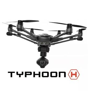 Yuneec Typhoon H Surveillance Video Hexacopter Drone - Black Used
