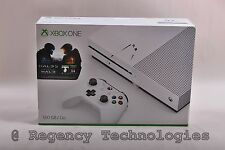 MICROSOFT XBOX ONE S | 500GB | 1681 | WHITE | NO GAMES INCLUDED